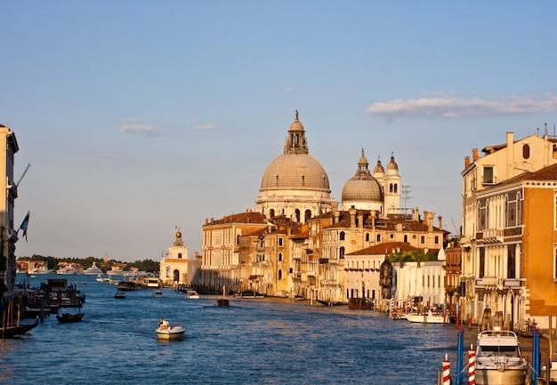 Paisagem de paisagem de veneza