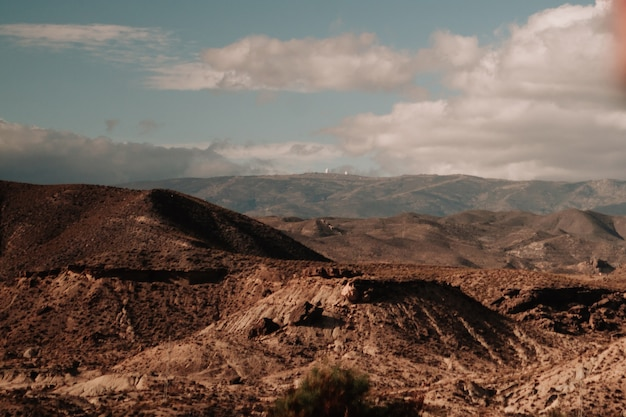 Paisagem, montanhas, céu