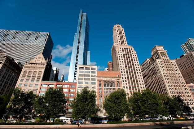 Paisagem urbana de chicago