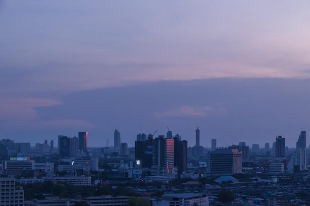Paisagem urbana em banguecoque