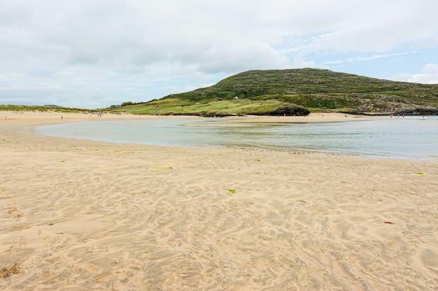 Paisagens da irlanda. barleycove beach