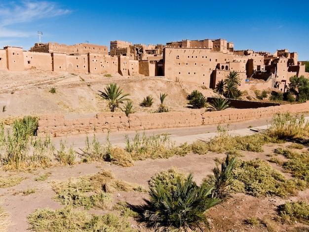 Paisagens e cidades marrocos