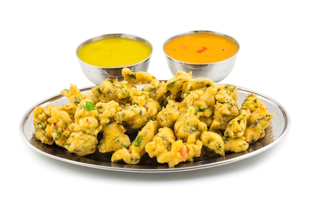 Pakora ou bhajiya