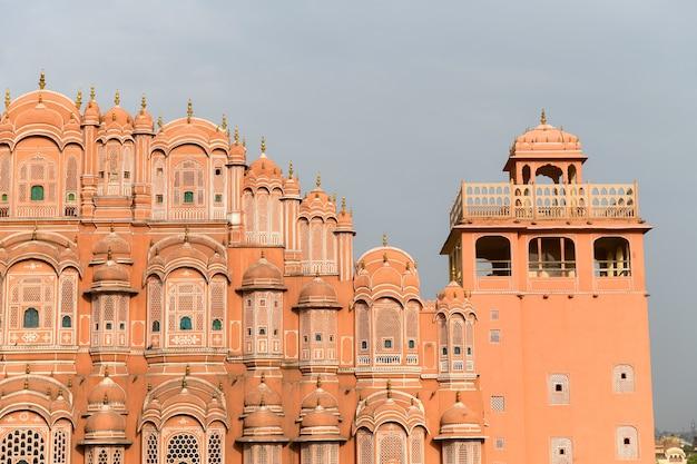 Palácio de havahal, localizado em jaipur, rajasthan, índia