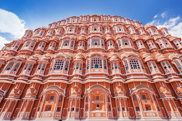 Palácio de hawa mahal, jaipur