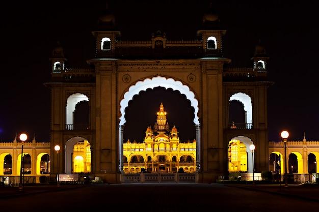 Palácio de mysore