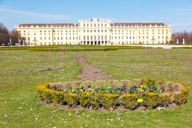 Palácio de schonbrunn, em viena