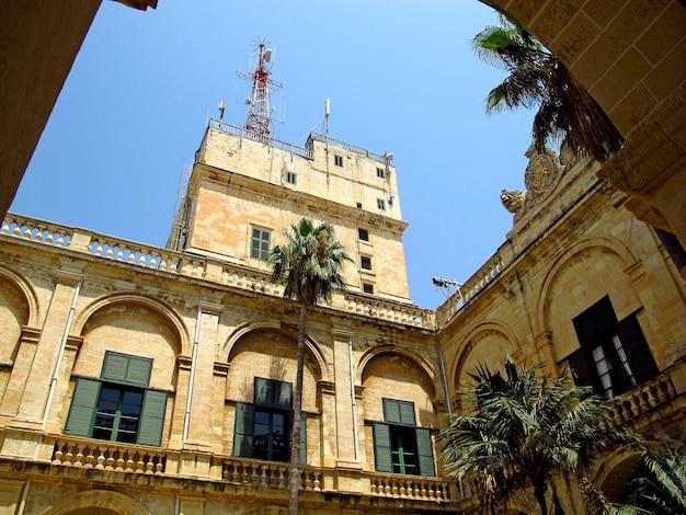 Palácio do grão-mestre, valletta, malta