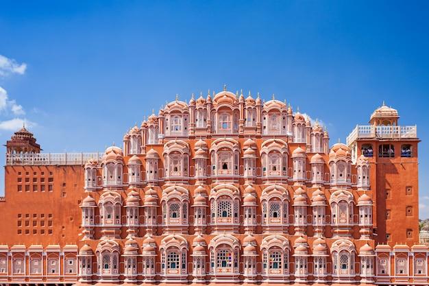 Palácio hawa mahal, jaipur