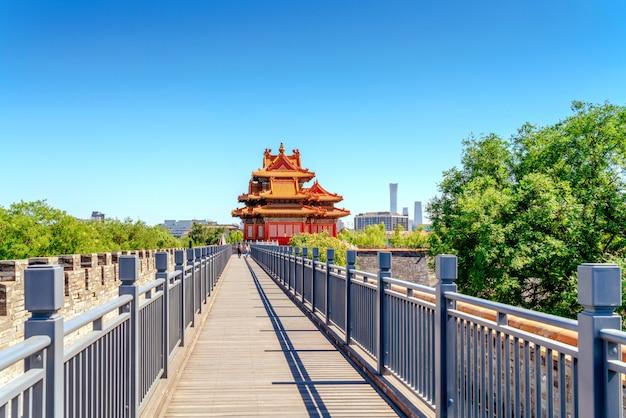 Palácio imperial de pequim, china