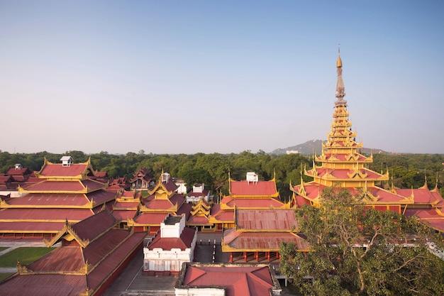 Palácio mandalay