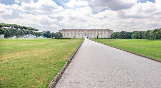 Palácio real de caserta