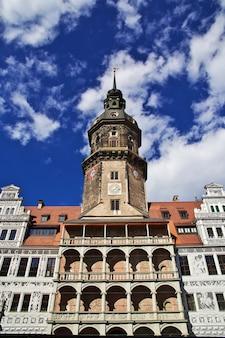 Palácio real de dresden