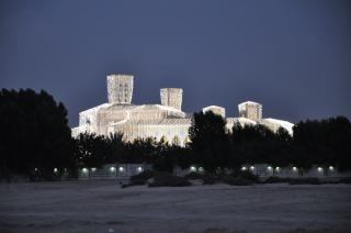 Palácio real @ jumeirah beach