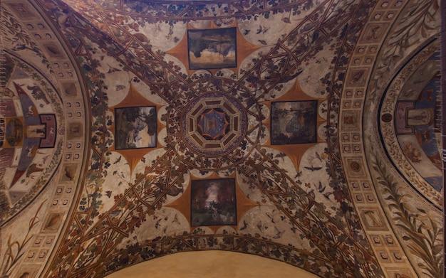 Palazzo chigi saracini em siena