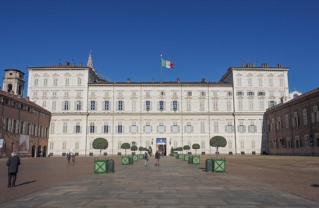 Palazzo reale em torino
