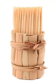 Palito de bambu