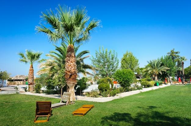 Pamukkale resort, turquia