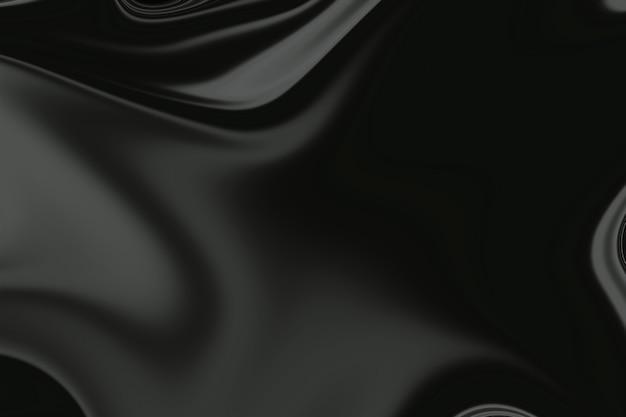 Pano de fundo acrílico preto para design elegante, plano de fundo, abstrato criativo, arte contemporânea. arte moderna. pintura sobre tela.