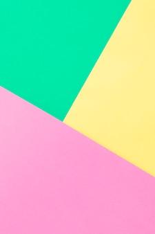 Pano de fundo de papel colorido