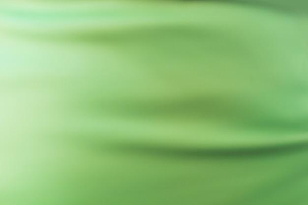 Pano de fundo de tecido verde turva