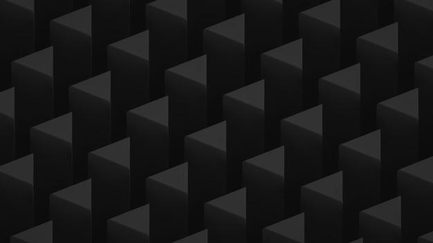 Pano de fundo decorativo abstrato em tons de cinza. elementos triangulares