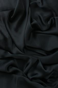Pano luxuoso de fundo abstrato ou onda líquida ou dobras onduladas de textura grunge ou fundo de natal luxuoso ou fundo de papel de parede elegante
