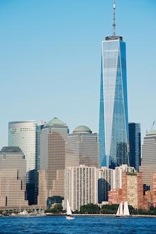 Panorama da cidade de nova york