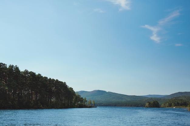 Panorama de verão