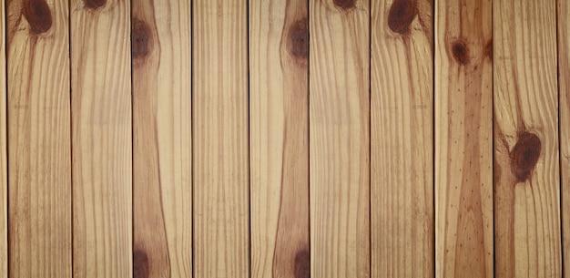 Panorama textura de madeira velha para o plano de fundo do projeto.