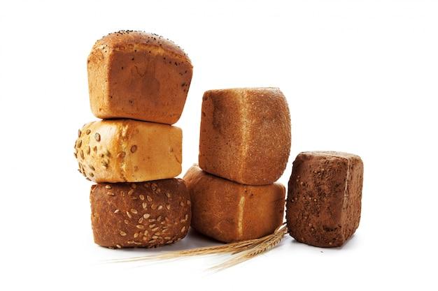 Pão acabado de cozer