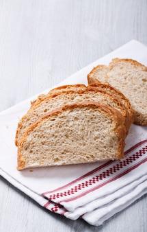 Pão branco, trigo, pão fresco, caseiro.