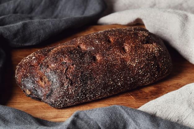 Pão caseiro delicioso