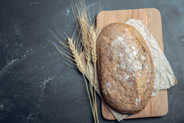 Pão cozido