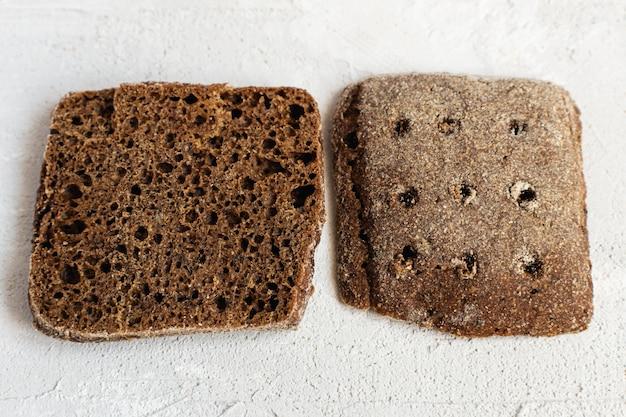 Pão de centeio finlandês de fermento de centeio