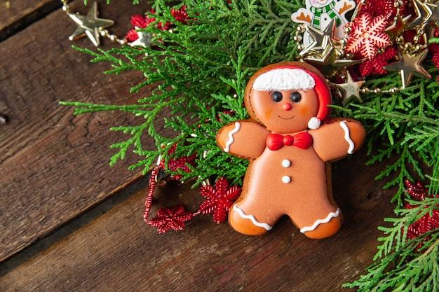 Pão de gengibre biscoitos biscoitos bolo de natal pão de gengibre bolos caseiros sobremesa doce