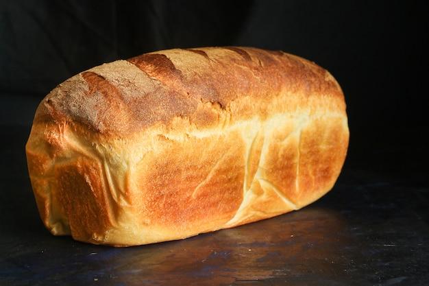 Pão de trigo fresco