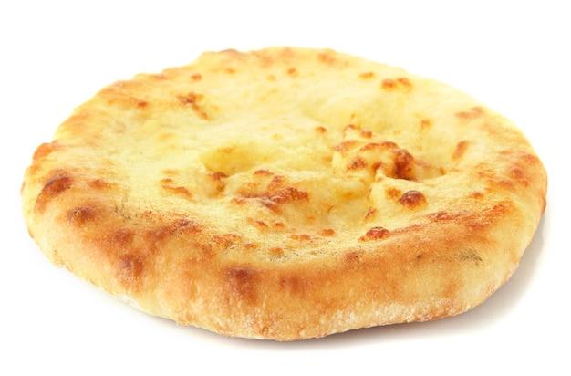 Pão sírio branco