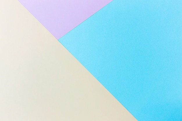 Papéis de cor de fundo pastel
