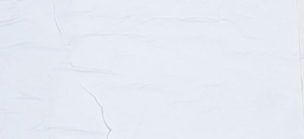 Papel branco velho rasgado papel rasgado em branco amassado cartazes amassado texturas grunge superfície