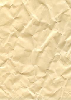 Papel brilhante amarrotado com textura