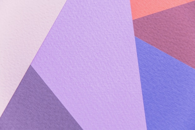 Papel de cor abstrata e fundo de papel colorido colorido criativo