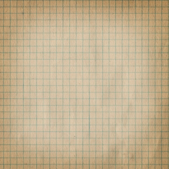 Papel de gráfico sujo vintage.