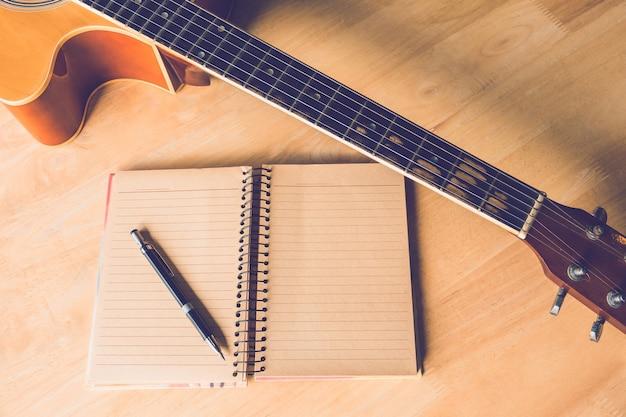Papel de guitarra
