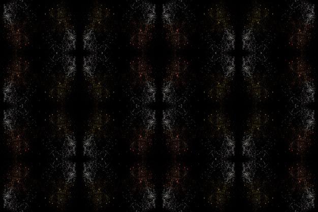 Papel de parede abstrato fantástico. poeira estelar