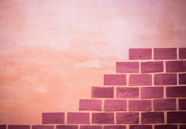 Papel de parede bonito com espaço para seu design