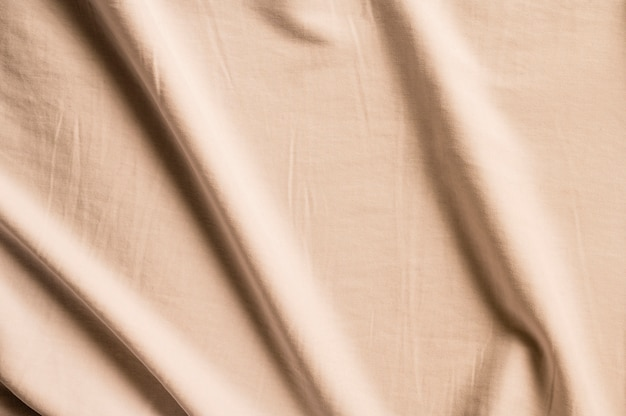 Papel de parede close-up de tecido bege
