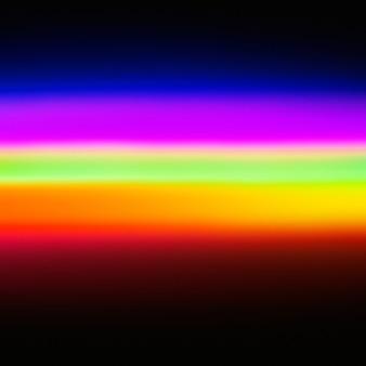 Papel de parede com gradiente de arco-íris de espectro gay