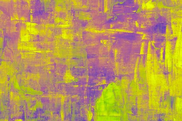 Papel de parede de fundo abstrato, textura de tinta acrílica em cores diferentes