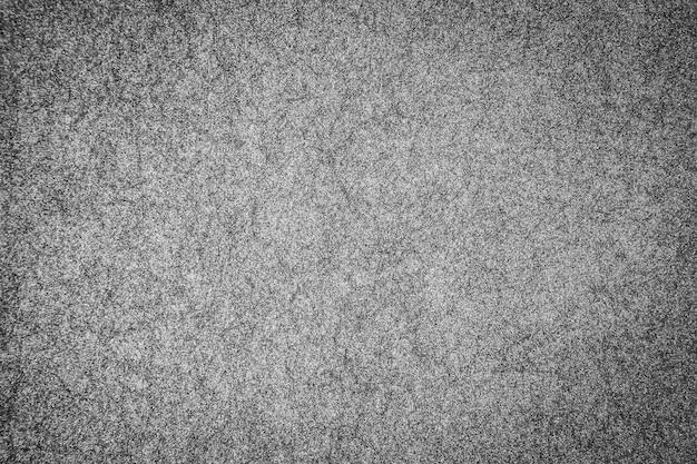 Papel de parede e texturas de lona cinza e preto